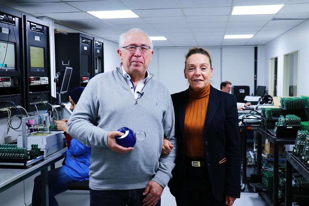 BTAC Solutions winnaar IJmond Duurzaam Award 2021