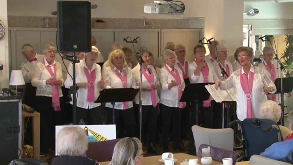 Optreden Delta Singers zondag op RTV Seaport