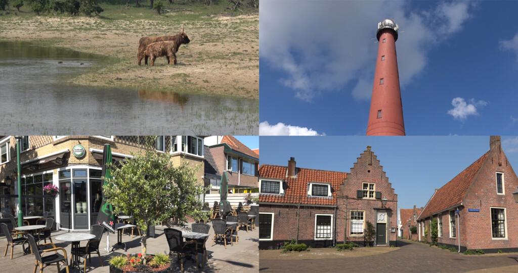 Nieuw op RTV Seaport: Unieke blik op dorpskernen Velsen