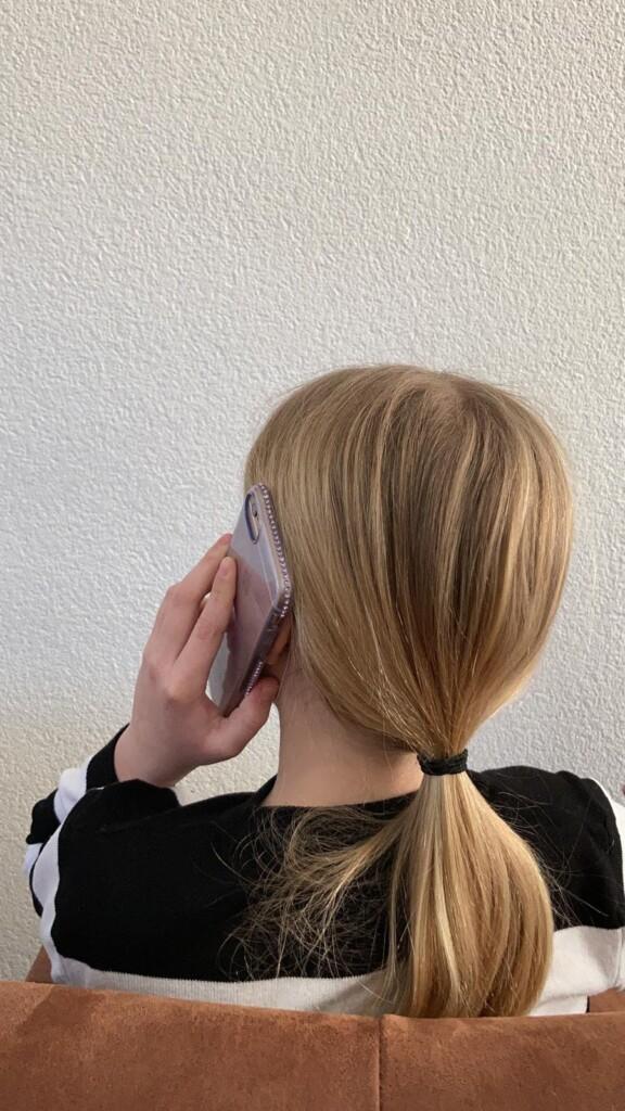 Met de Kindertelefoon kun je over van alles praten