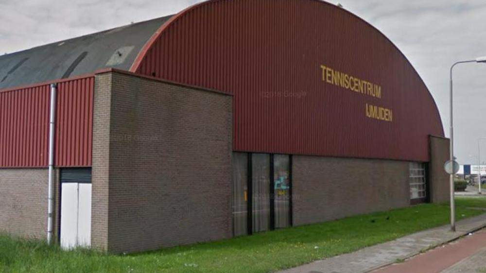 Vaccinatielocatie bij tenniscentrum Dokweg IJmuiden opent in april