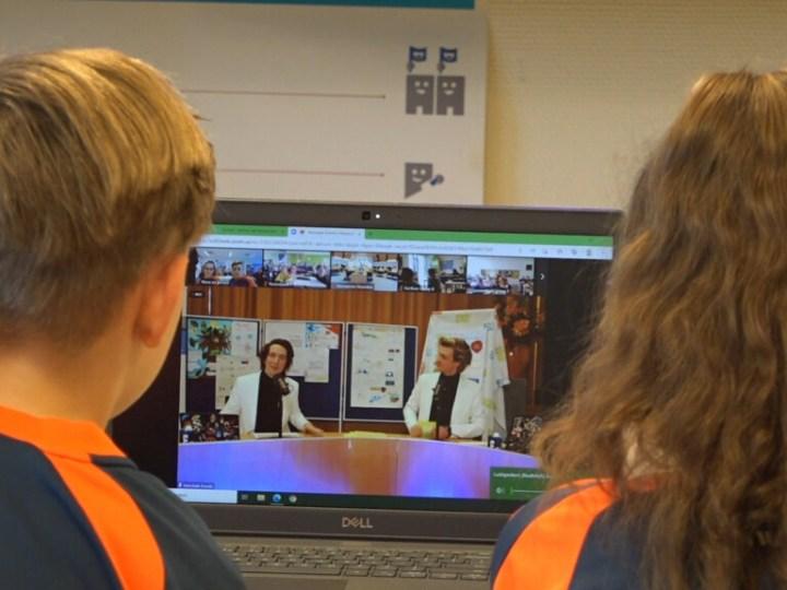 VIDEO – Basisschool de Origon doet mee aan kinderklimaattop