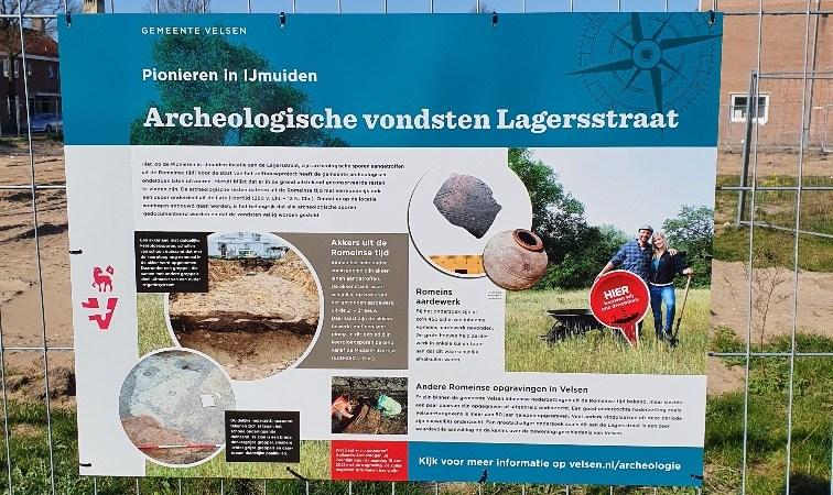 Archeologische vondsten Lagersstraat IJmuiden