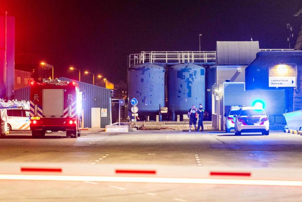 Ernstig bedrijfsongeval bij fabriek Cebo