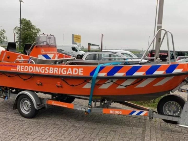 """Reddingsbrigades schieten Limburg te hulp: """"Dit is waar we voor trainen"""""""