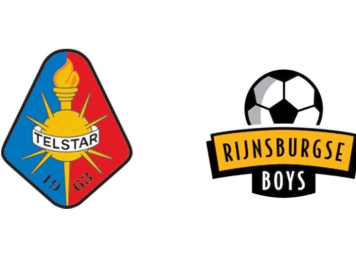 Late winst voor Telstar in Rijnsburg