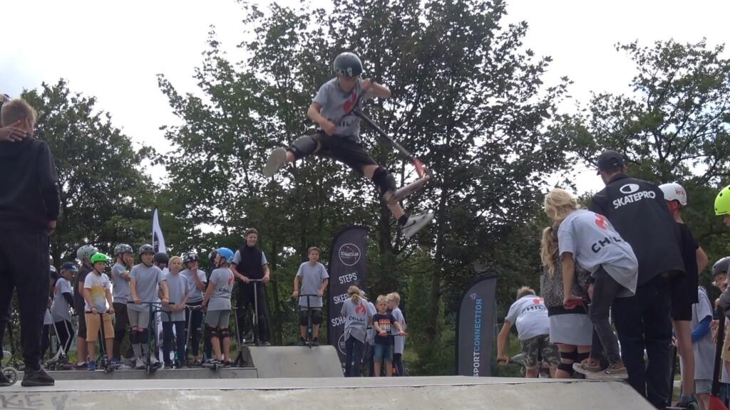 Zomerpret Chilli SchaatsLab Summer Step Series