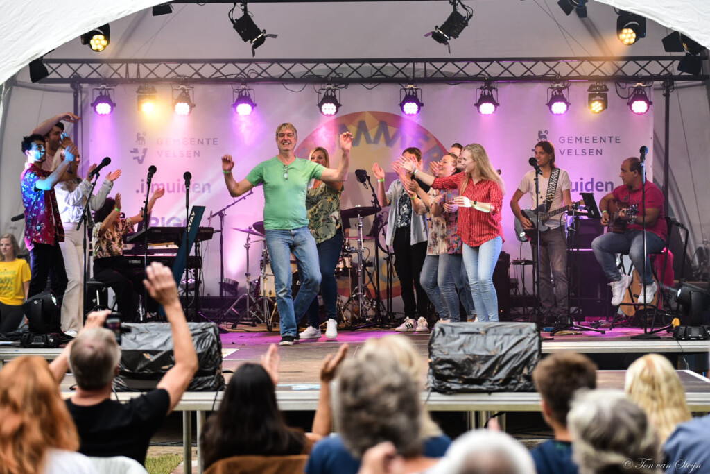 Summer Park Sessions groot succes