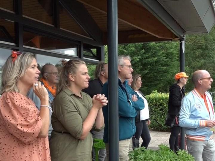 Familie Jochem Dobber leeft mee met Olympische Spelen vanuit Santpoort