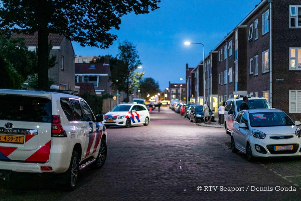 Weer veel politie ingezet na overlast drugsgebruikers
