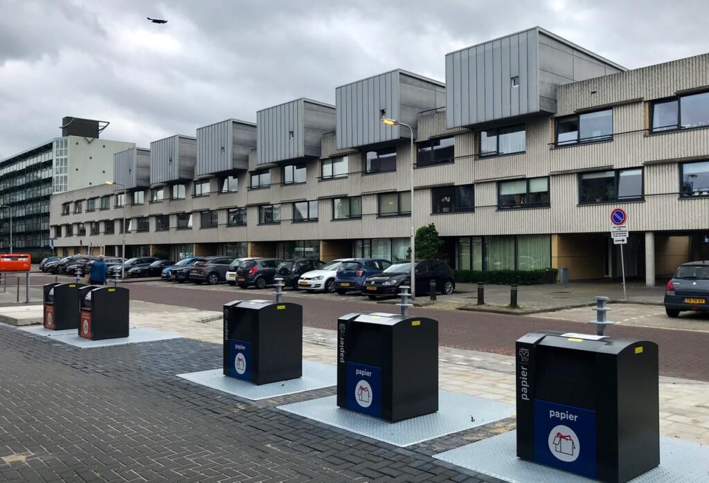 Mijlpaal Wijkplatform Zee- en Duinwijk: tijdelijke bovengrondse containers zijn vervangen