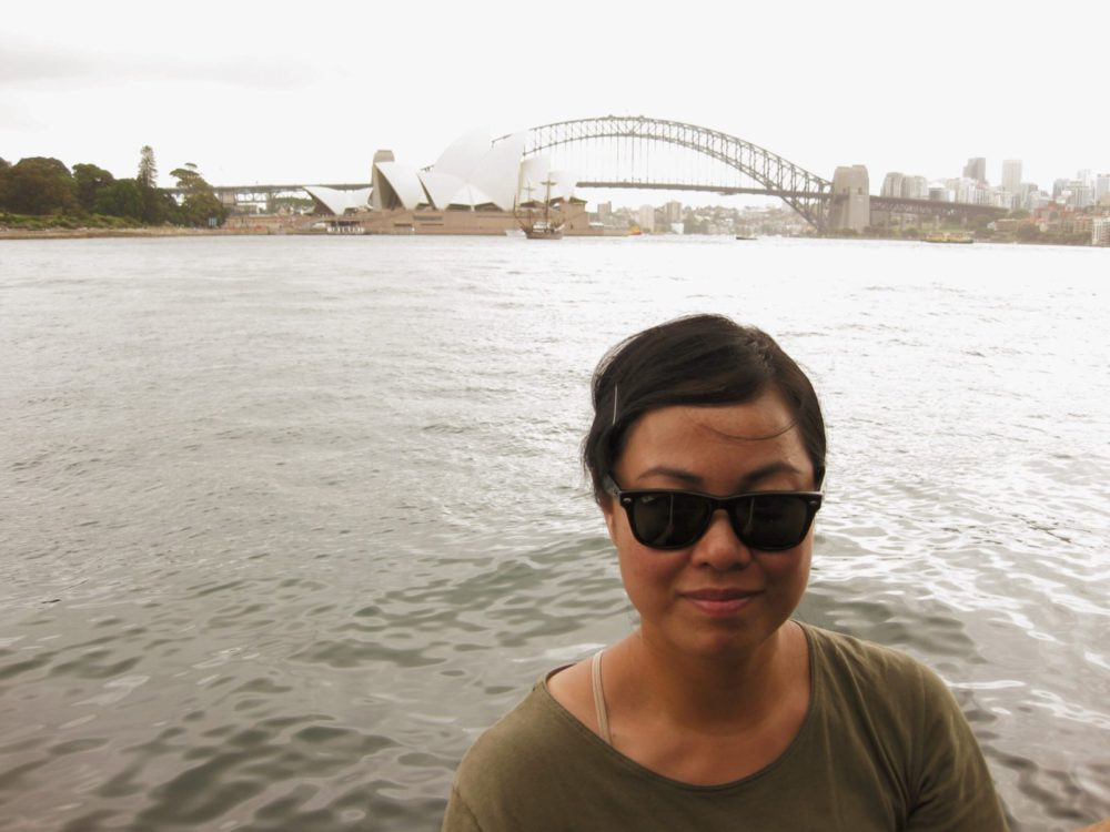 Sydney Selfie - Round The World Girl | www.rtwgirl.com