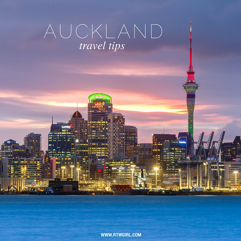 Auckland, New Zealand: Helpful Travel Tips For Your Trip