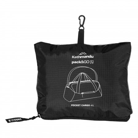 Bring Packable Duffel On Extended Trips | www.rtwgirl.com