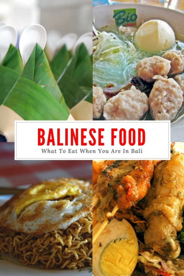Bali food: What To Eat In Bali | rtwgirl