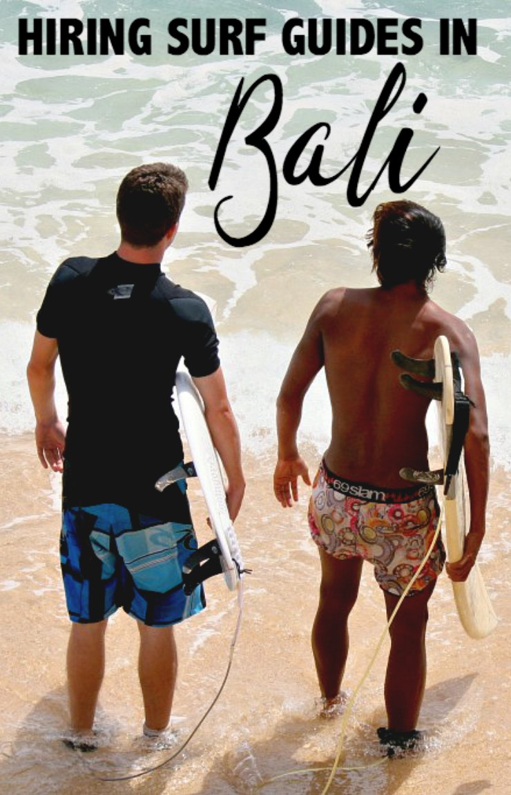 Hire A Surf Guide In Bali | www.rtwgirl.com