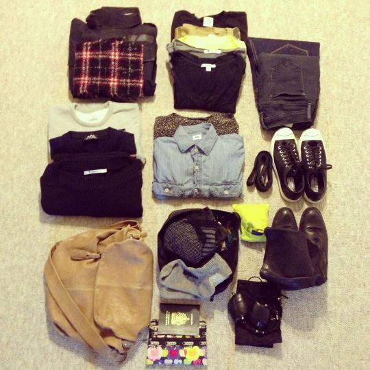 Packing Grid