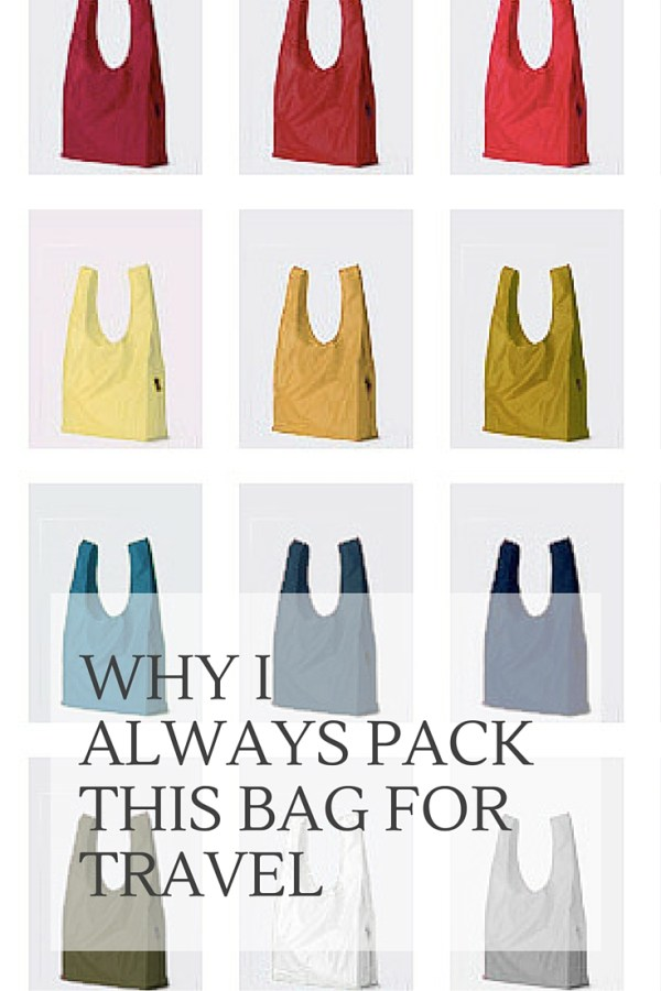 Why Baggu Bags Are The Best For Travel