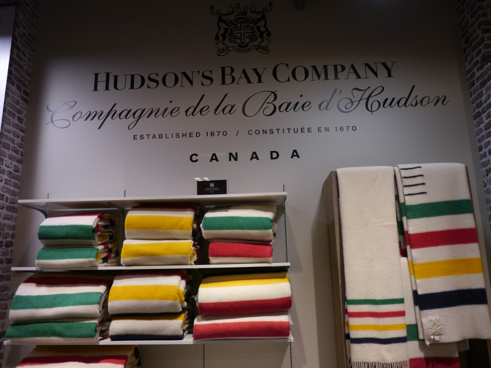 The Hudson's Bay Company Five Point Blankets