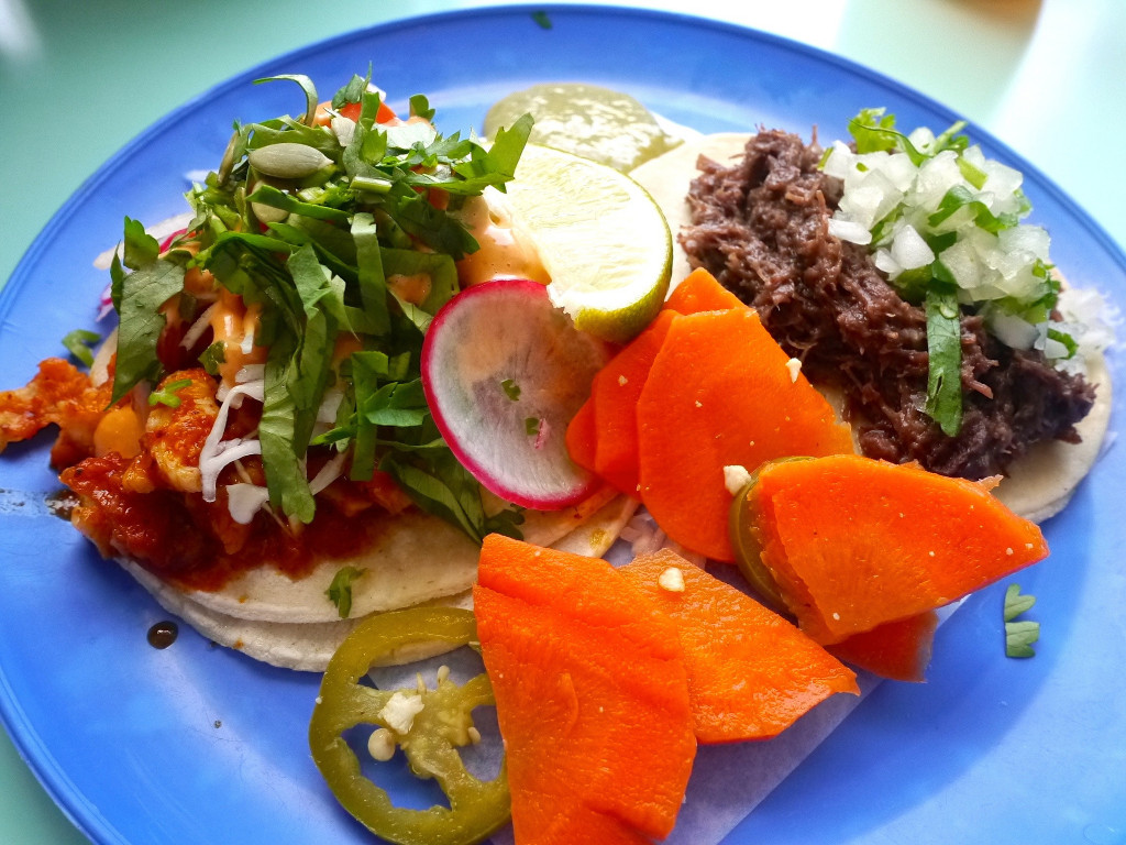 La Taqueria - Best Budget Meals Under $20 In Vancouver | www.rtwgirl.com