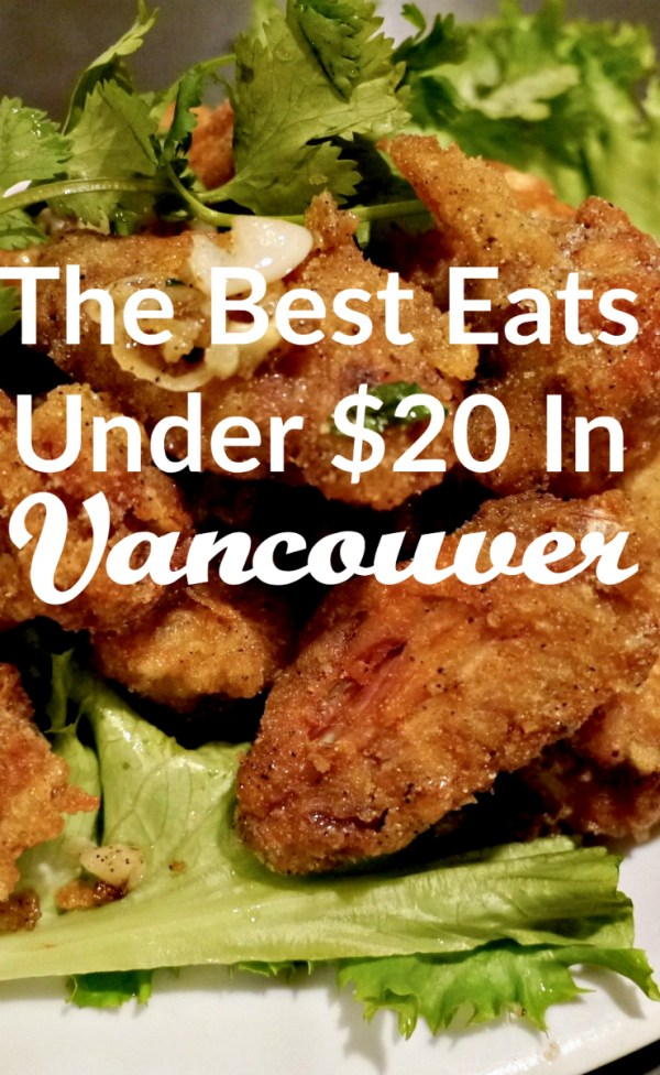 The Best Budget Friendly Restaurants In Vancouver, Canada