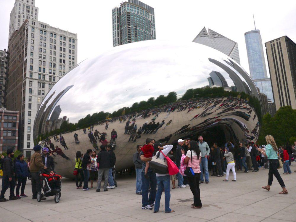 Cloud Gate- Chicago   www.rtwgirl.com