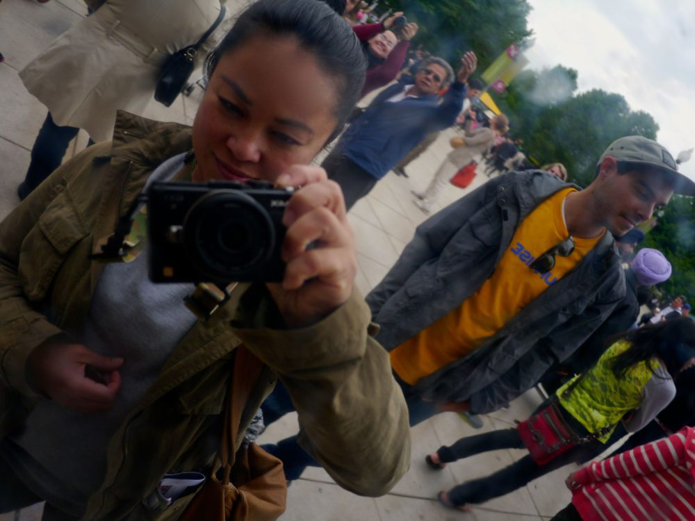 Reflections at Cloud Gate - Chicago   www.rtwgirl.com