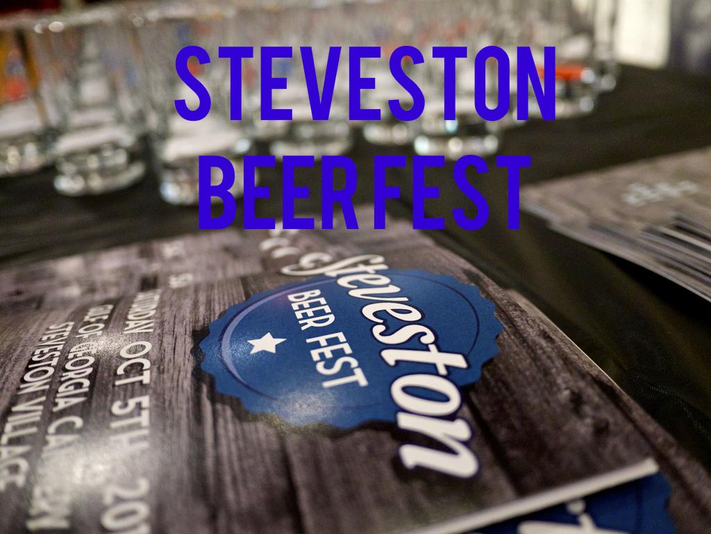 Steveston Beer Fest - BC Craft Beer   www.rtwgirl.com