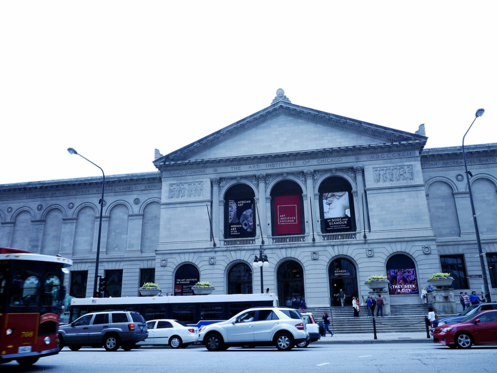 Art Institute of Chicago   www.rtwgirl.com