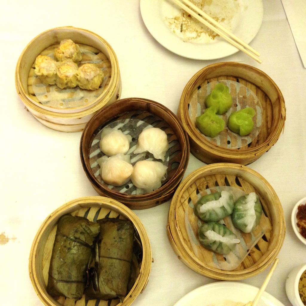 Dim Sum Go Go - NEW YORK FOOD GUIDE - www.rtwgirl.com