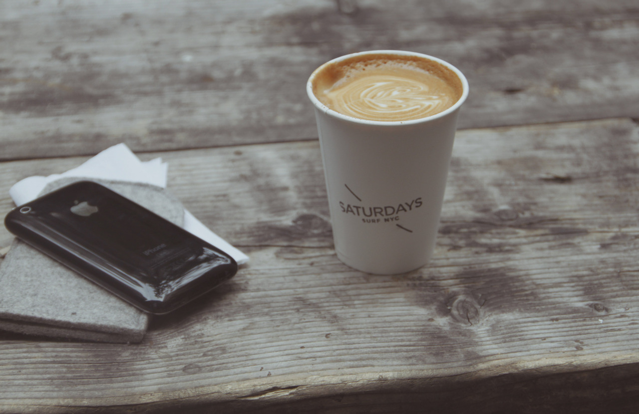 Saturdays Surf Coffee