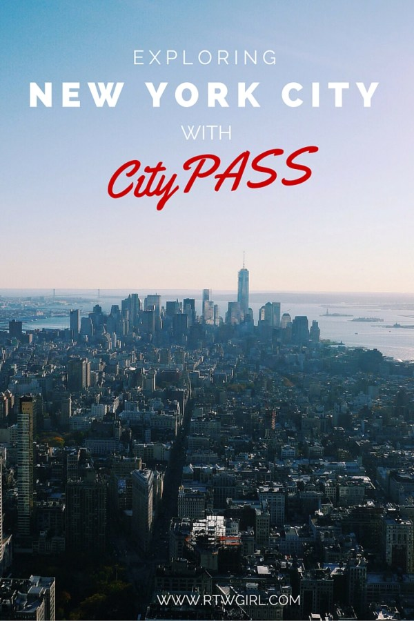 Exploring New York City with NYC CityPASS | rtwgirl