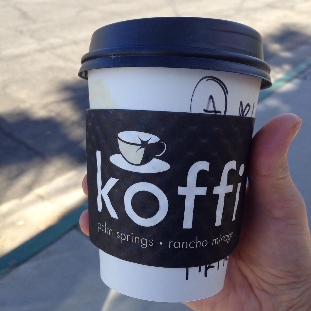 Koffi Palm Springs | www.rtwgirl.com