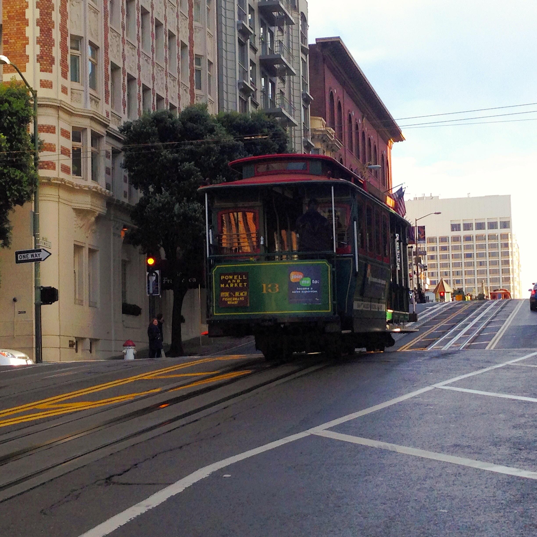 Street Car San Francisco