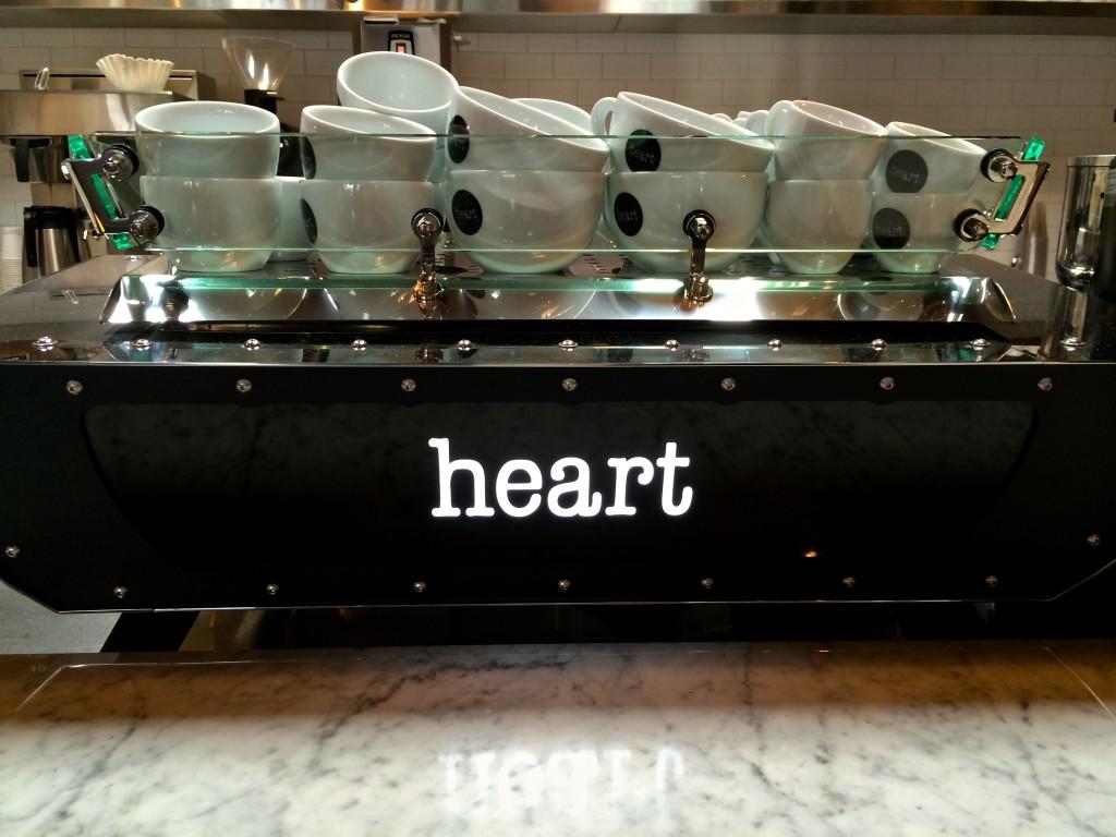 Heart Roaster
