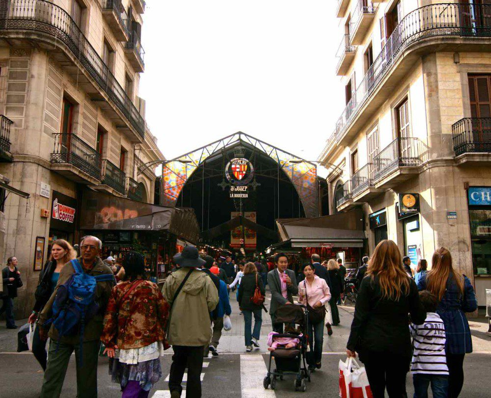 La Boqueria Market In Barcelona, Spain - Best Food Markets In The World