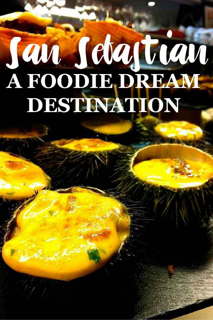 San Sebastian - A Foodie Destination | WWW.RTWGIRL.COM