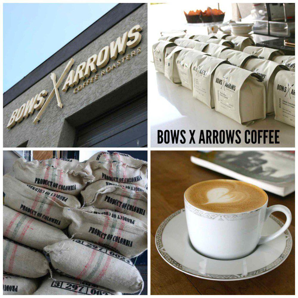 BOWS X ARROWS COFFEE