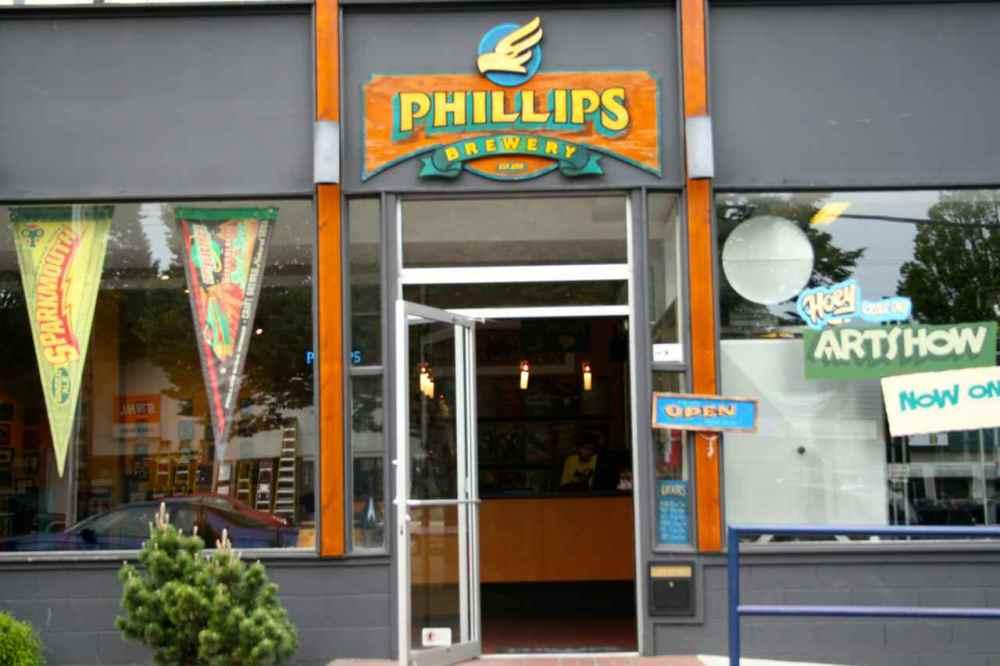 Phillips Brewery Victoria