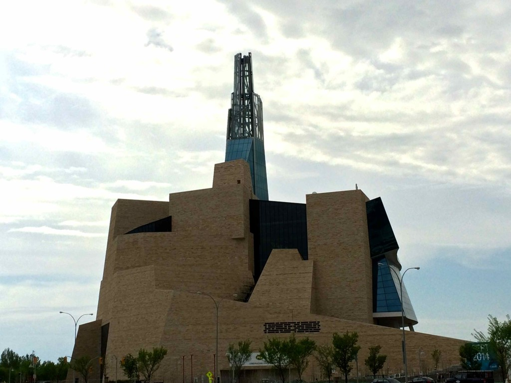 Canadian Museum of Human Rights Winnipeg | www.rtwgirl.com