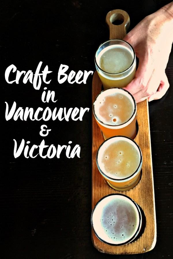 BC Craft Beer - The Best Breweries