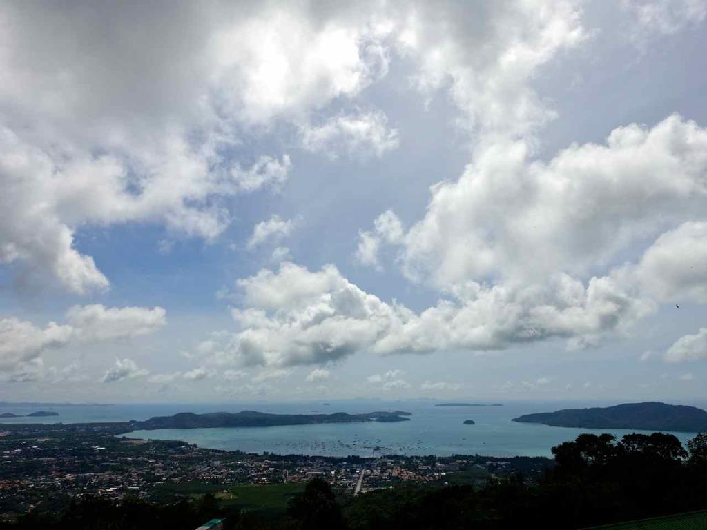 View From Big Buddha Phuket
