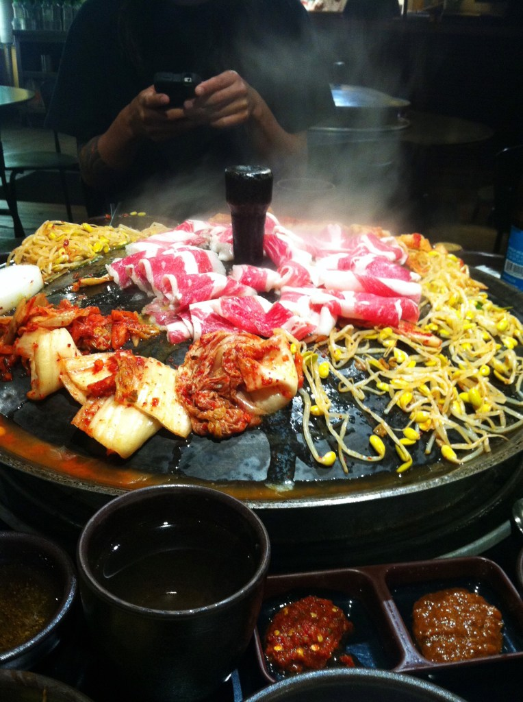 Honey Pig Korean BBQ - Los Angeles Restaurants | www.rtwgirl.com