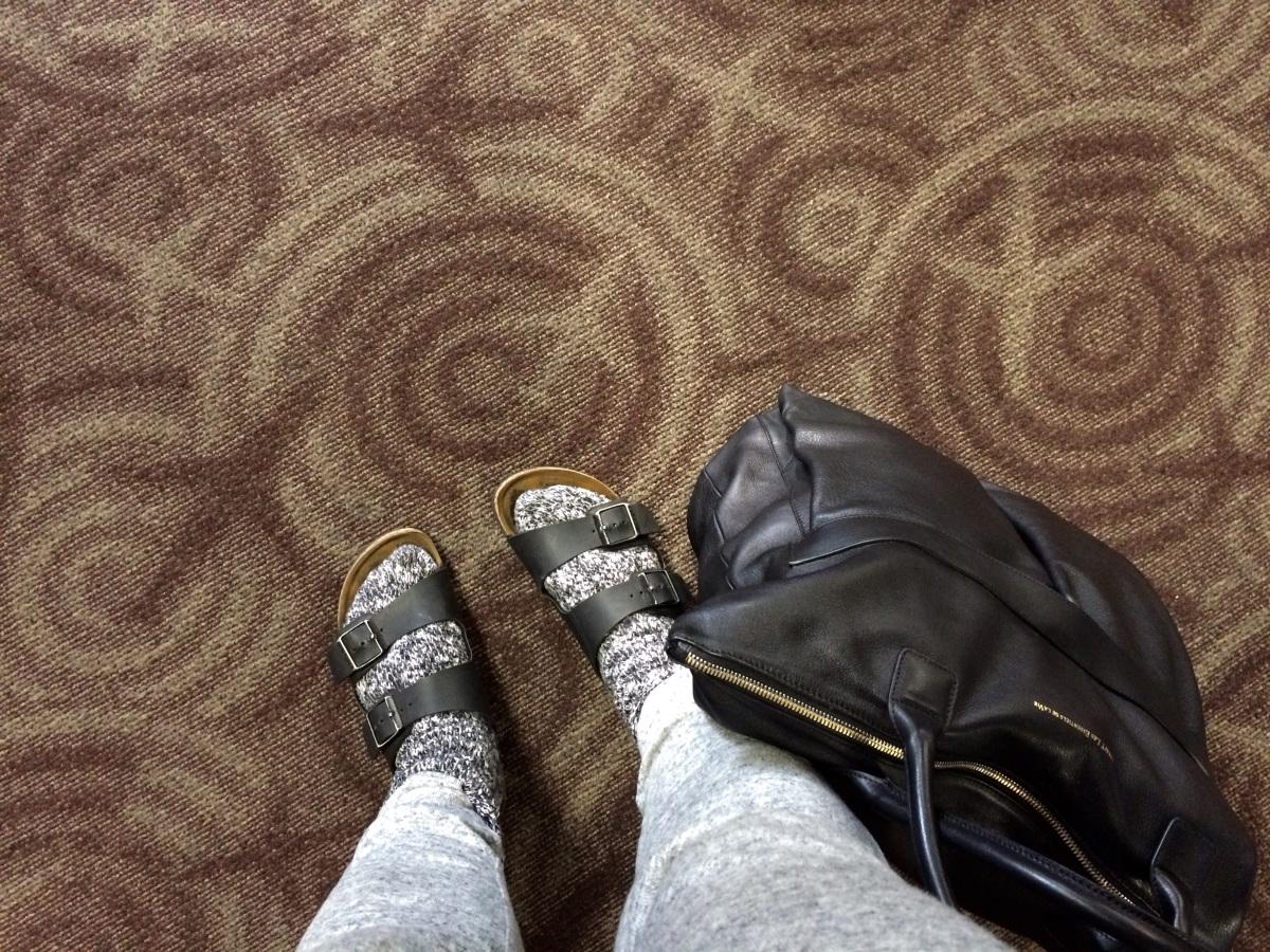 Travel Style Birkenstock Arizona Want Les Essential O'Hare Tote