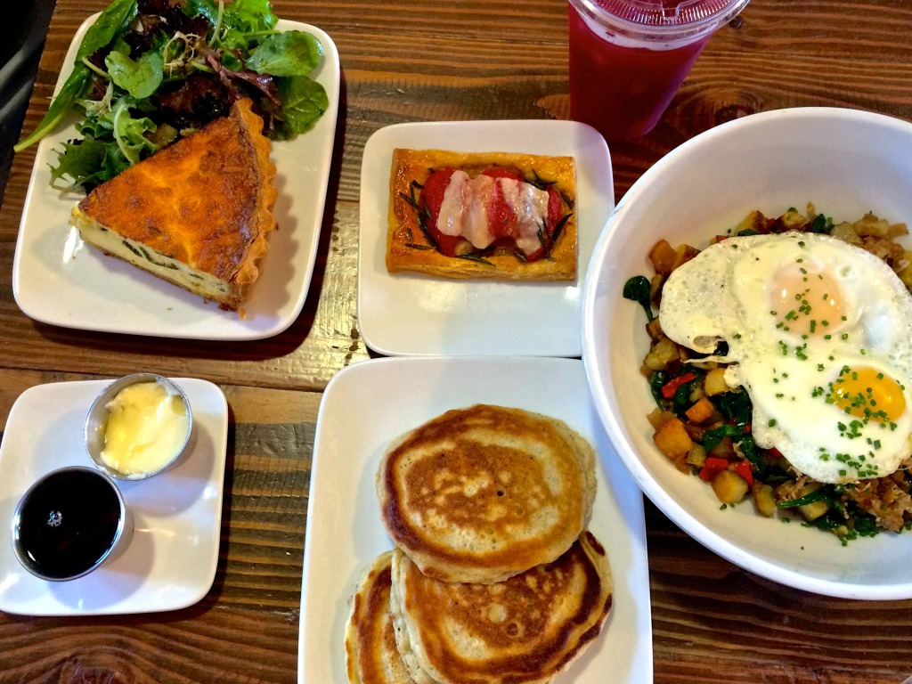 Sycamore Kitchen Los Angeles Restaurants | www.rtwgirl.com