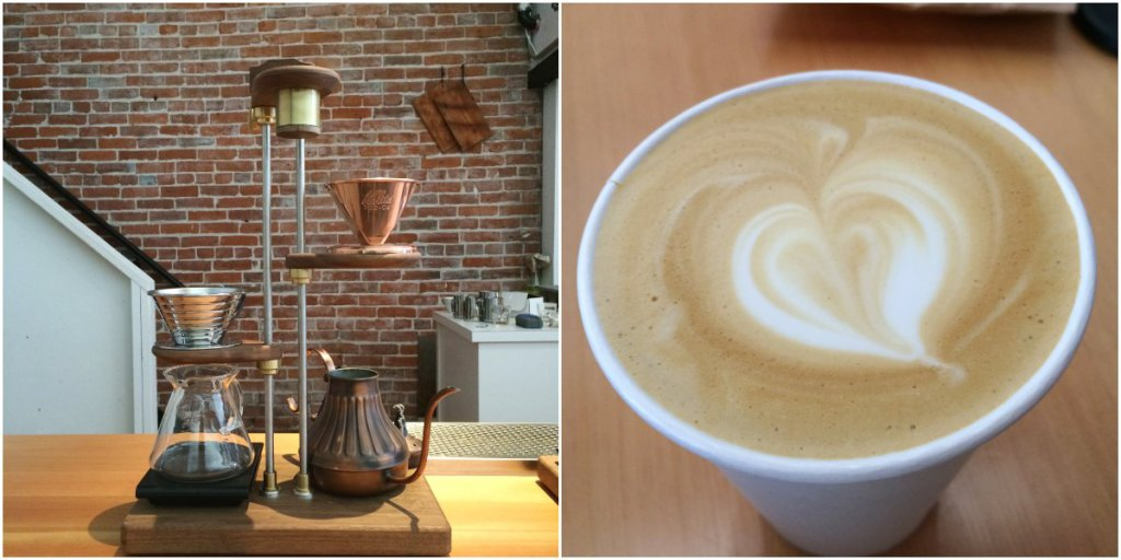 Timbertrain Coffee Roasters Gastown
