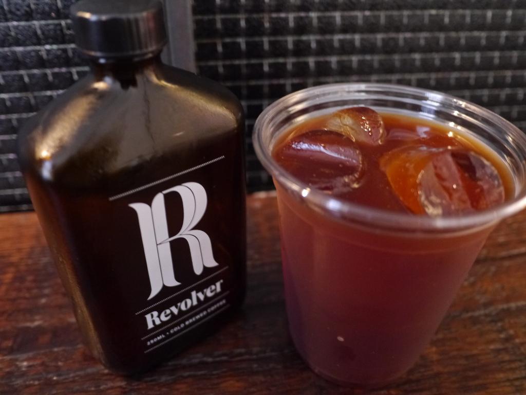 Revolver Coffee Gastown | www.rtwgirl.com