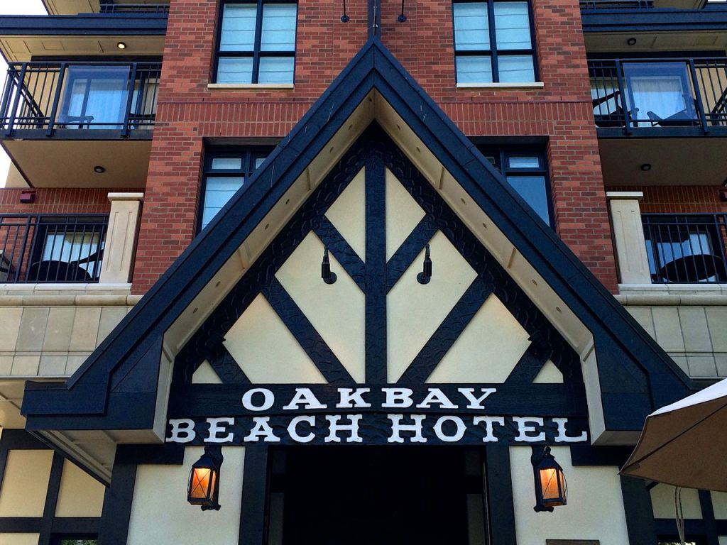 Oak Bay Beach Hotel Victoria Canada | www.rtwgirl.com