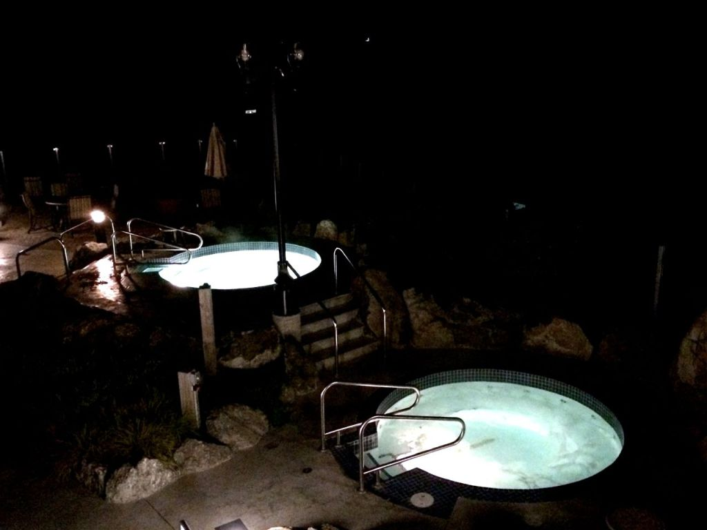 24 Hour Pool Oak Bay Beach Hotel
