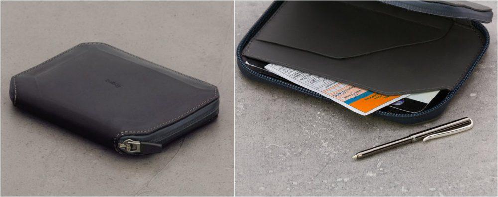 Bellroy Elements Travel Wallet | www.rtwgirl.com